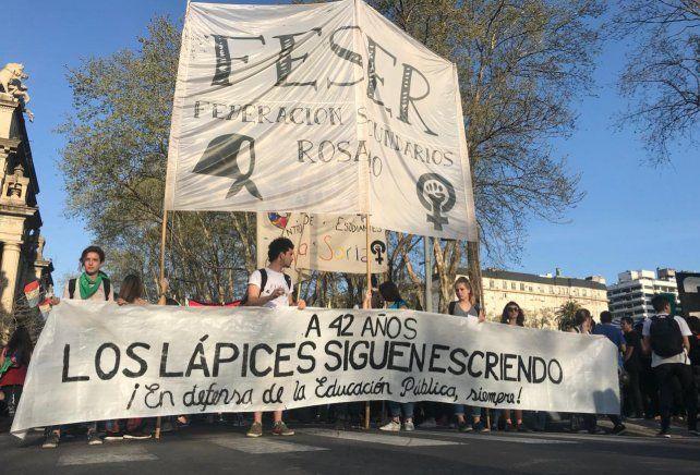 Estudiantes volvieron a recordar a las víctimas de La Noche de los Lápices