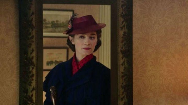 Aparece un adelanto de la nueva Mary Poppins