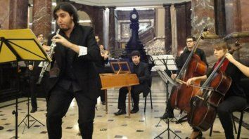 Música barroca esta noche en el foyer del teatro El Círculo