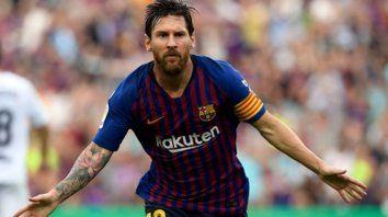 Inicia la carrera. El año pasado ganamos la Liga y la Copa del Rey, pero nos quedó la espinita de la Champions, dijo Messi días atrás.