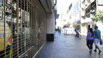 Lunes y martes, sin negocios por Día del Empleado de Comercio