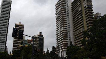 Se renovó el alerta por tormentas fuertes para Rosario