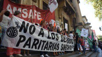 Amsafe y Ctera convocan y adhieren al paro nacional de 36 horas de la CTA