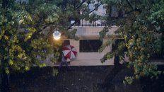 alerta a corto plazo para rosario por tormentas fuertes