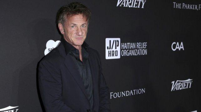 Polémico: Sean Penn criticó al movimiento #MeToo