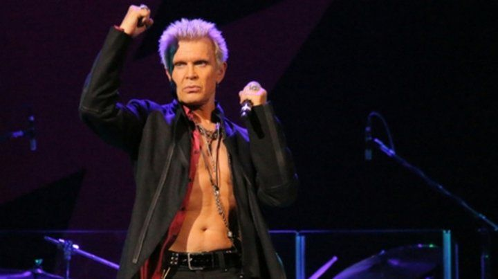 Billy Idol revivirá sus hits en Las Vegas