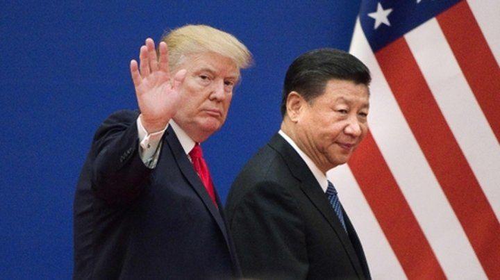 Cumbre. Trump y Xi Jinping trataron en noviembre las trabas comerciales.