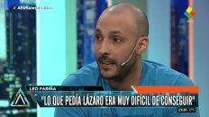 Fariña dijo que Lázaro Báez no habla por lealtad a Néstor