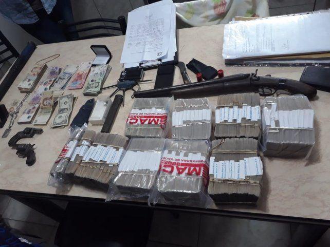 Aprovechó que la madre estaba internada, entró en la casa y le robó 850 mil pesos