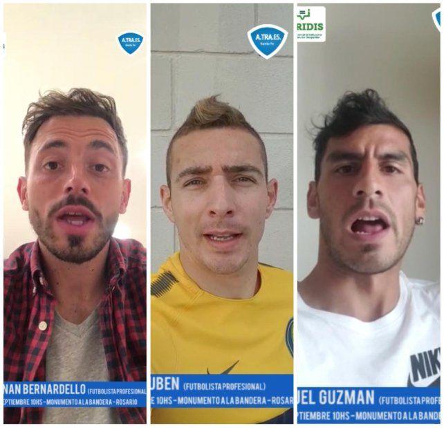 Actores y futbolistas se suman a la cruzada contra el recorte en discapacidad