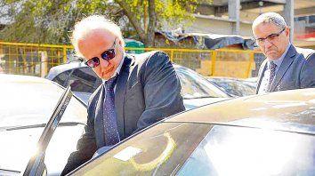 Recaudador. Ernesto Clarens, el supuesto financista de los Kirchner, declaró como arrepentido ante Bonadio.
