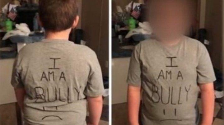 Una madre de la vieja escuela le dio una lección a su hijo maltratador