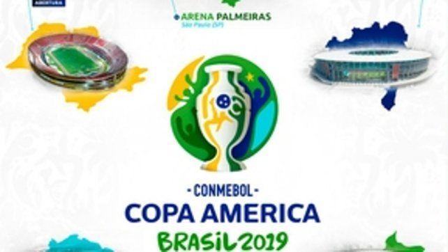 Todo definido. Brasil se prepara para ofrecer un gran torneo el próximo año.