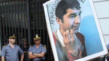 Franco Casco estuvo detenido en la seccional 7ª. Se sospecha que allí lo mataron.