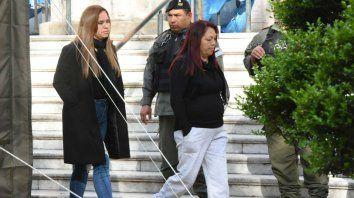 Patricia Celestina Contreras (a la derecha), mamá de Guille es una de las acusadas.