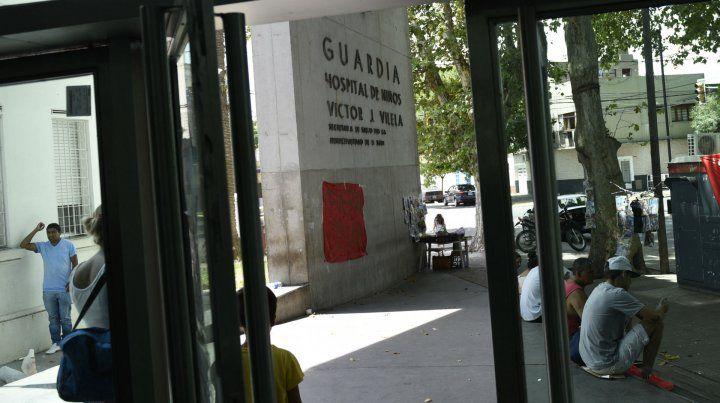 Falleció en el Vilela un nene de seis años que había sido atropellado en Oliveros