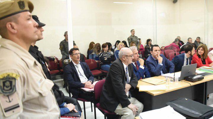 Juicio oral y público a Los Monos por narcotráfico en los Tribunales Federales