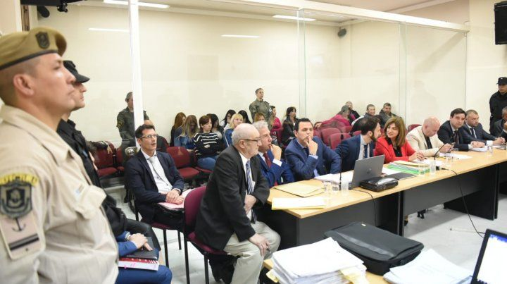 Cuarto intermedio en la primera audiencia del juicio a Los Monos por narcotráfico