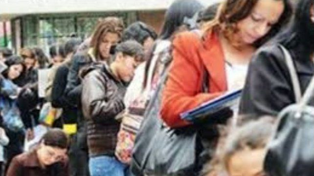 Rosario es la ciudad con el mayor índice de desocupación del país