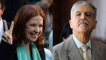 Confirman procesamiento de De Vido y Andrea del Boca