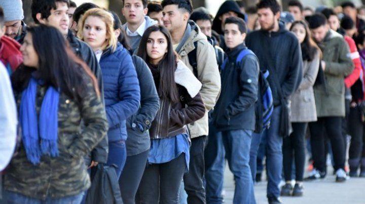 La tasa de desocupación subió a 9