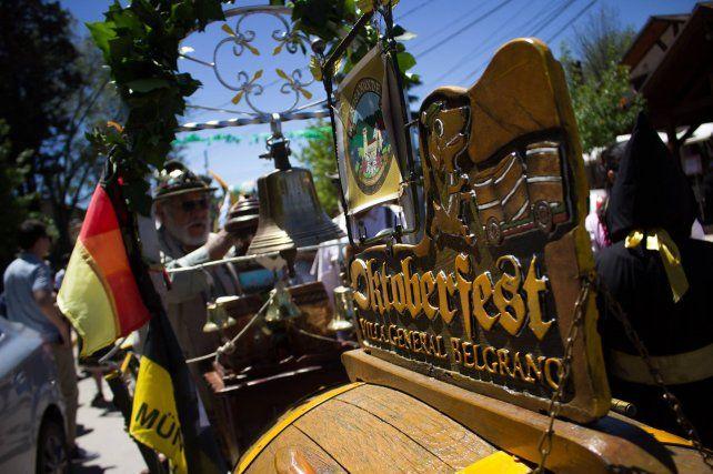 Llega otra edición de la Oktoberfest a Villa General Belgrano