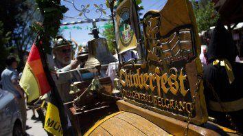 Nueva edición de la Oktoberfest en Villa General Belgrano