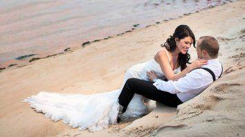 Desde enero los rosarinos podrán casarse en la arena de la Rambla Catalunya