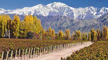 Identidad. Mendoza atrae a los viajeros por muchas razones. Su infraestructura hotelera es de las más completas.