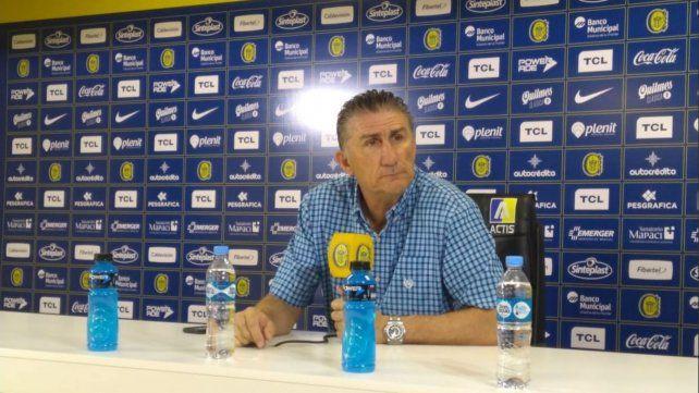 Bauza no confirmó el equipo pero admitió que Lioi va casi seguro