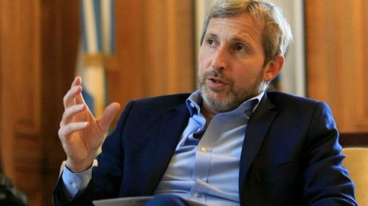 Ministro. Rogelio Frigerio dijo que la protesta es legítima