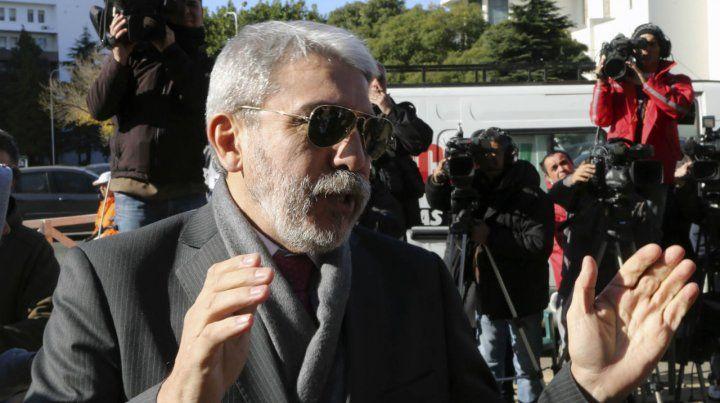 Polémico. El ex funcionario defendió la inocencia de Cristina Kirchner.