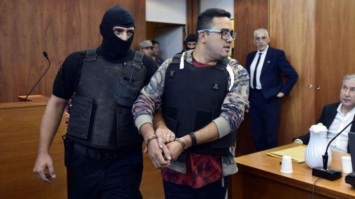 Procesado. Guille está acusado de ordenar un secuestro desde la cárcel.