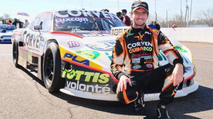 Falleció el piloto de TC Marcos Angelini en un trágico accidente aéreo