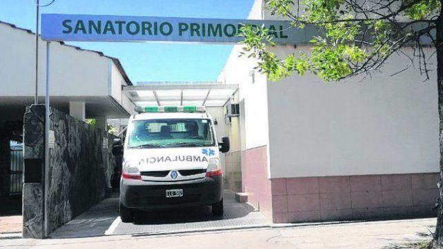 Sin indicios de culpabilidad. El deceso del hombre ocurrió el 10 de este mes en el sanatorio Primordial.