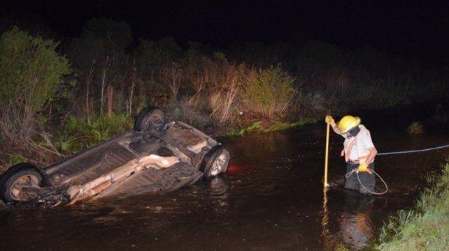 Vuelco fatal en Entre Ríos cerca de Gualeguaychú