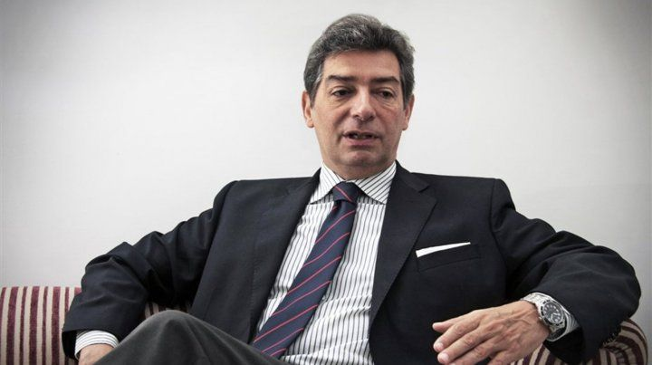 Santafesino. Rosatti le restó drama al cambio de titular de la Corte.