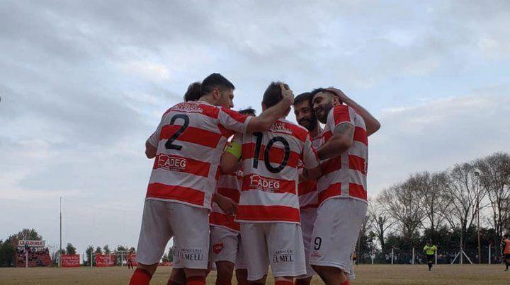 Unidos. El equipo que a principios de año se fusionó entre América y Argentino.