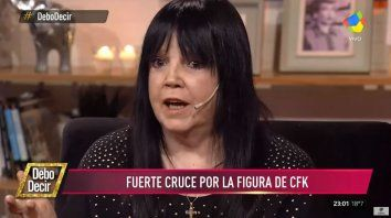 Marilina Ross, irónica con Macri: Es un éxito lo que hace