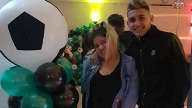 Morena confirmó que está embarazada y Jorge Rial será abuelo
