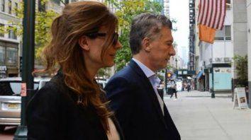 Macri en Nueva York: Con el FMI estamos avanzando bien