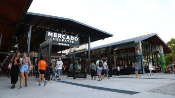 El Mercado del Patio sumó más de dos millones de visitas en su primer año de vida