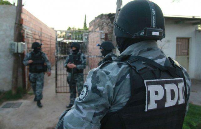 Sandoval fue recapturado en las inmediaciones de Cavia al 1300.