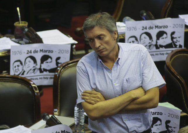 Máximo Kirchner presidirá el bloque del Frente de Todos