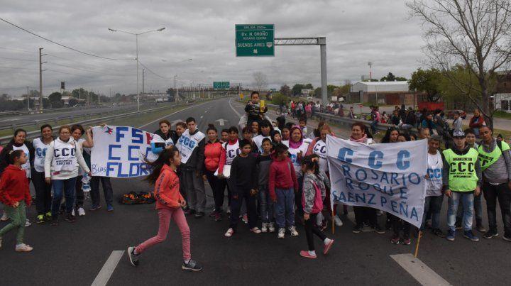 Cortes. Los movimientos sociales estuvieron activos.