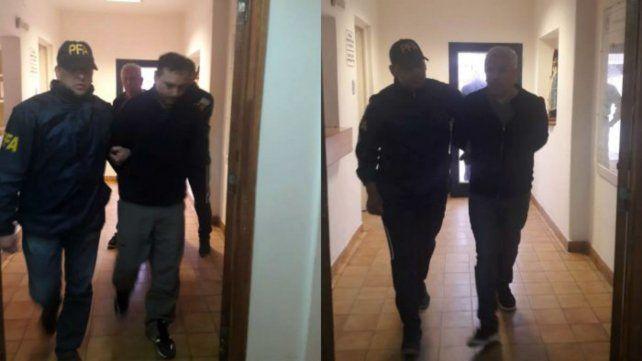 Detuvieron a dos ex secretarios de Cristina por la causa de los cuadernos