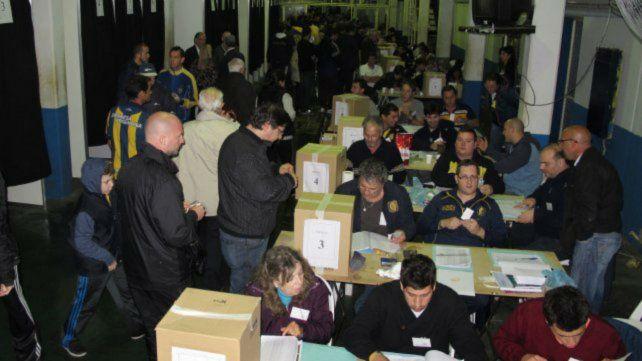 Las elecciones se llevarán a cabo el próximo domingo en el Gigante.