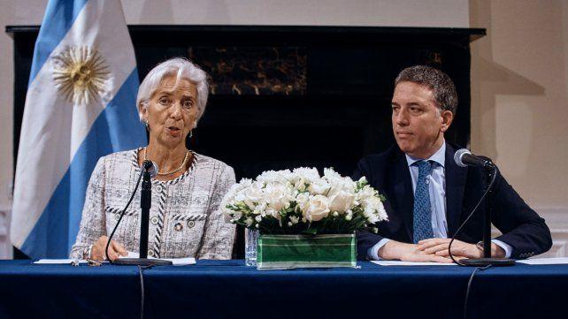 Argentina consiguió que el FMI le preste 7.100 millones de dólares más