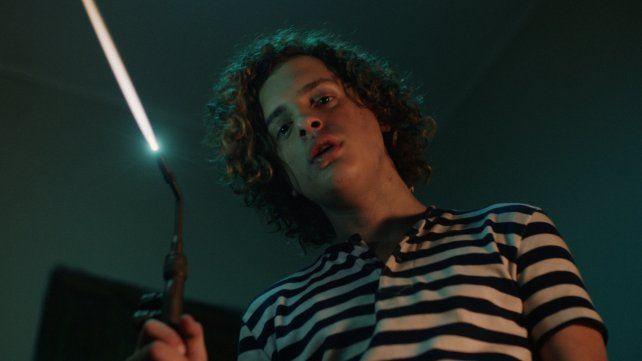Como Robledo Puch. Lorenzo Ferro interpretó en El Ángel el rol del conocido asesino serial.