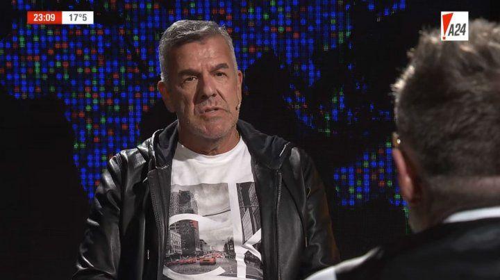 Dady Brieva: No voy a hablar más de política en la televisión